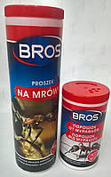 Набор средств от муравьев Bros (Брос) порошок, 250 г + 100 г