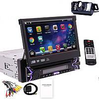 Магнитола 1Din Pioneer 717 Android 7.1 WI-FI GPS (Выдвижной экран) Bluetooth 9505, 9501