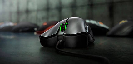 Игровая проводная мышь USB Razer Death Adder Essential, фото 2