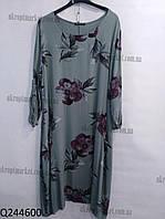 """Платье  женское БАТАЛ (52-56) """"Milena"""" LB-1167, фото 1"""