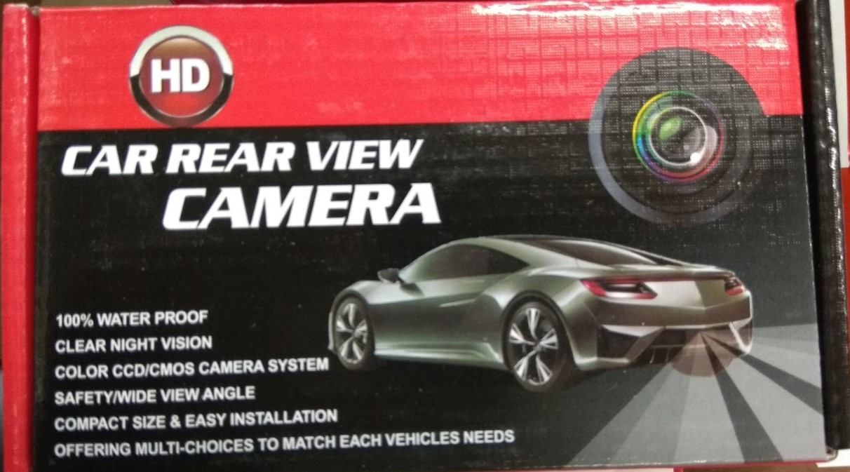 Камера заднего вида Car Rear View600 L