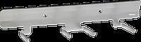 Настінний тримач для 4 предметів, 320 мм (4 крючки)-нержавіюча сталь, Vikan (Данія)
