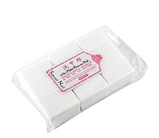 Безворсовые салфетки, 6Х4 см, белые