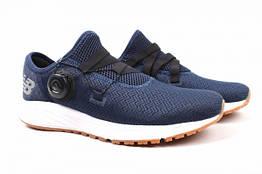 Кроссовки New Balance текстиль, цвет синий