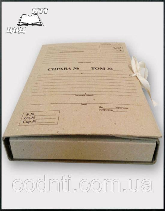 Папка для нотариусов Высота корешка 40 мм