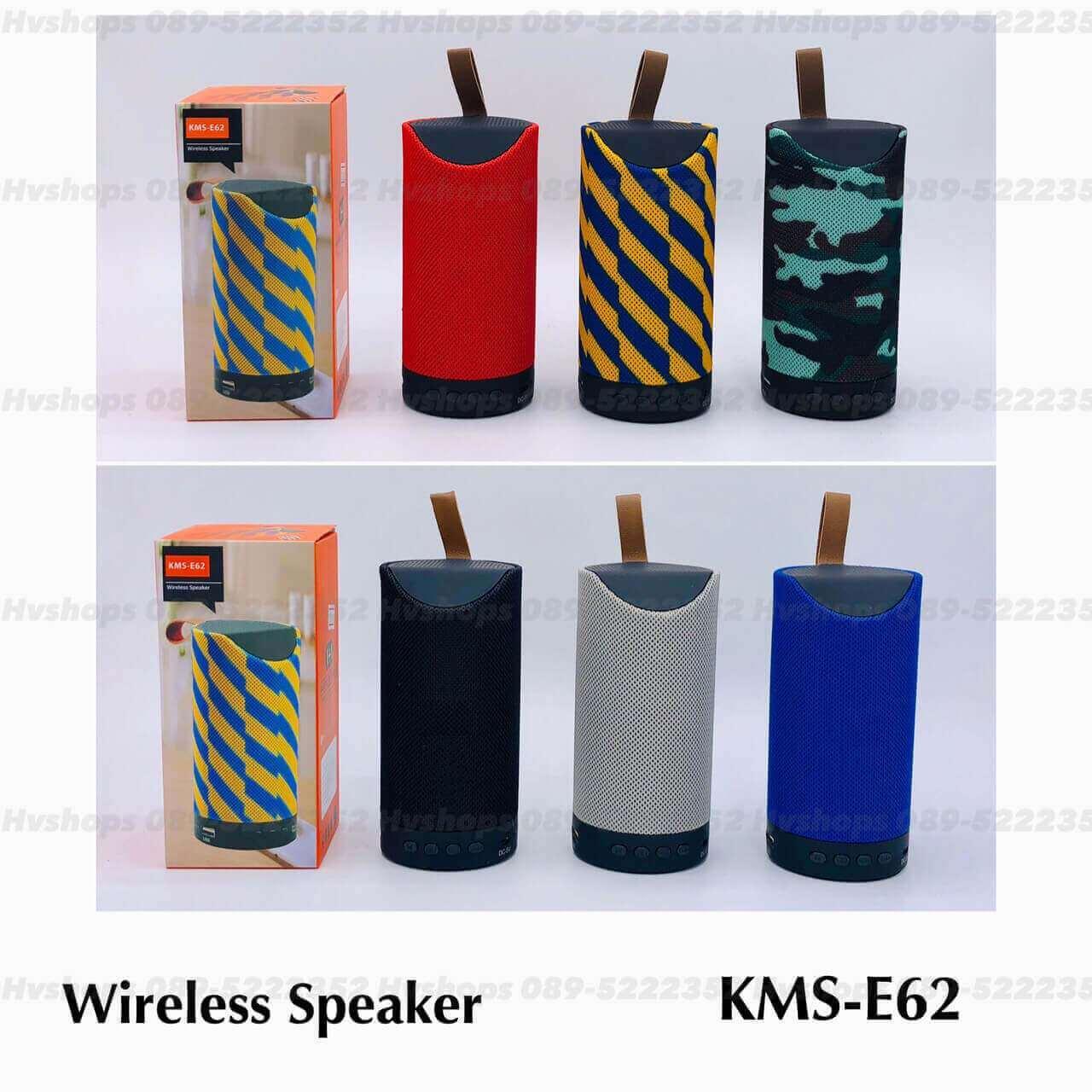 Портативная Bluetooth колонка  KMS-E62