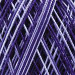Летняя пряжа Yarnart Violet Melange 189 для ручного вязания