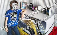 Детская мебель Рейсинг Шок Драйв алюминий