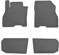 """Резиновые коврики """"Stingray Premium"""" на Nissan Leaf 2012- (полный-4 шт)"""