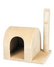 Домик когтеточка для кошек Кошка-дом Природа