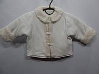 Куртка детская теплая (весна-осень) BABY COLIBRA ,на 1-2 года,рост 80- 92см 027д