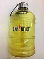 Фляга (бутель) для води Ukratlet 1.9 літра