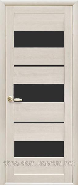 Двери межкомнатные Новый Стиль Лилу BLK ПВХ Ультра