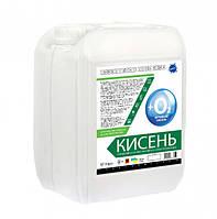 """Слабокислотний високопінний миючий засіб з антибактеріальною дією """"Кисень"""" 10 кг, Vodostek TM"""