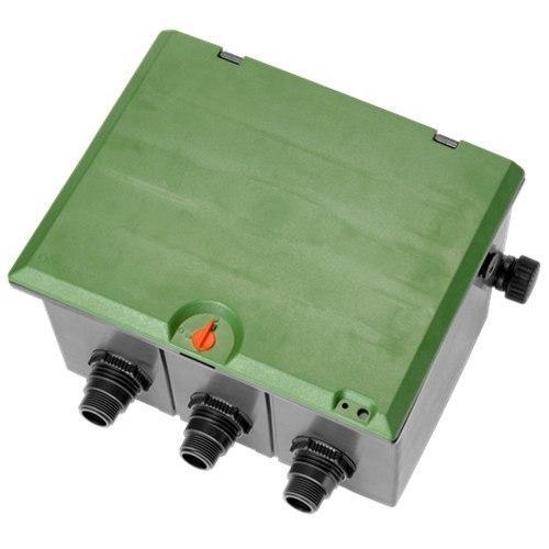 Аксесуари для водопостачання, поливу GARDENA Коробка клапанов (01255-20)
