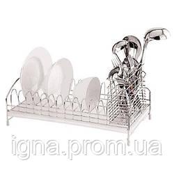 Сушка для посуды 42*19*21,5см MH-0851 (18шт)