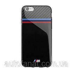 Оригинальный чехол BMW M для Samsung Galaxy S6, Soft Case, Black (80212413760)
