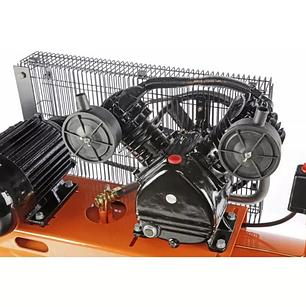 Компрессор с ресивером LEX AG200 компресор, 200 литров(поршневый масляный), фото 2