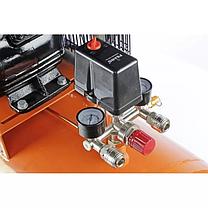Компрессор с ресивером LEX AG200 компресор, 200 литров(поршневый масляный), фото 3
