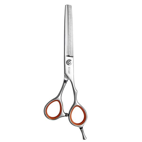 Ножницы филировочные для стрижки волос SWAY GRAND, размер полотна 6 дюймов.