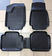 Коврики автомобильные для ВАЗ LADA 2121 Нива резиновые высокого качества.
