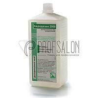 Аэродезин 2000 1 литр, средство для экстренной дезинфекции небольших поверхностей, фото 1
