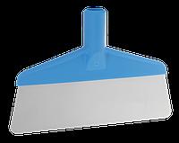 Шкребок з гнучкою робочою частиною із нержавіючої сталі для столів та поверхонь,260 мм,Vikan (Данія)