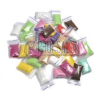 Трусики стринги одноразовые женские для процедур 50 шт (фиолетовые), фото 1