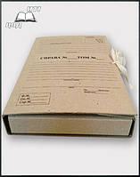 Папка именная нотариальная для документов, фото 1