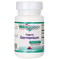 NutriCology Organic Germanium -- 150 mg - 50 Capsules