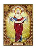 """Алмазная вышивка мозаика """"Покрова Богородица"""", фото 1"""