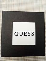 Подарочная упаковка - коробка для часов, Guess (Гесс), черный с белым ( код: IBW108-5 ), фото 1