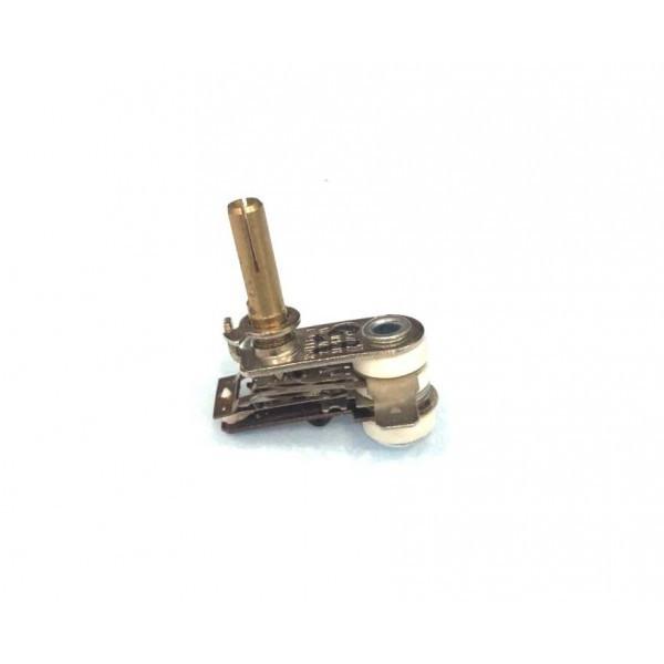 Терморегулятор биметаллический KST118 (MINJIA) / контакты по бокам / без ушей / 3 изоляции
