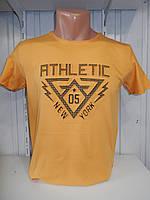 Футболка мужская RBS  3D стрейч коттон ATHLETIC 004 \ купить футболку мужскую оптом
