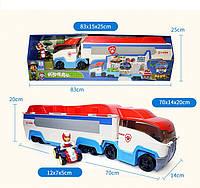 Детский большой автовоз гараж Щенячий Патруль GG020 Ха