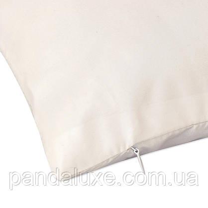 Подушка декоративная для дивана Золотой зигзаг 45 х 45 см, фото 2