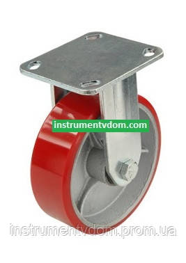 Колесо 570150 с неповоротным кронштейном (диаметр 150 мм)