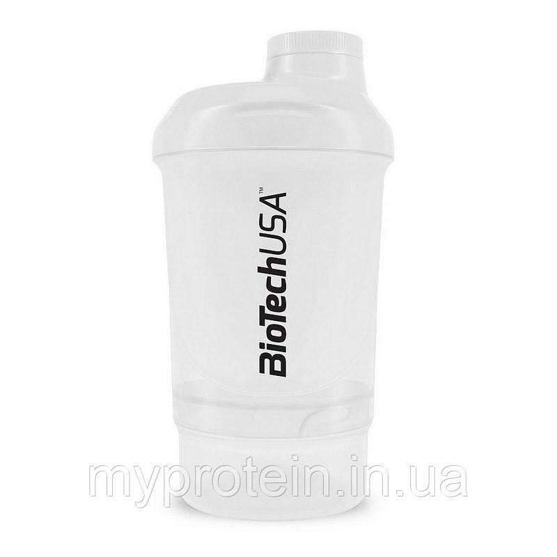 BioTechShaker Wave Mini + 2 in 1300 ml