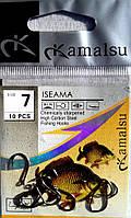 Крючок рыболовный Kamalsu  Iseama №7