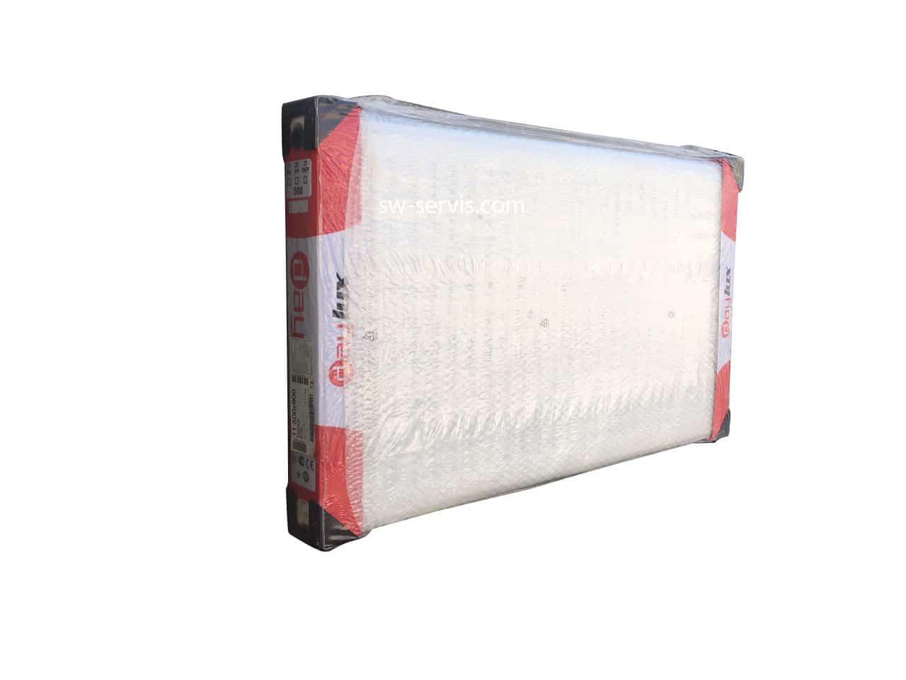 Сталевий радіатор тип 11 300*1000 daylux