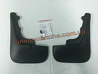Оригинальные задние брызговики (2 шт, задние материал резина) на Citroen Jumper 2014+ гг