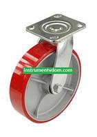 Колесо 580200 с поворотным кронштейном (диаметр 200 мм)