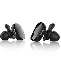 Bluetooth-гарнітура Baseus Encok W02 TWS, Black (NGW02-01)