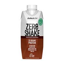 Спортивний білковий напій BioTech Zero Shake 330 ml