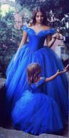 Платье выпускное нарядное ПВ56