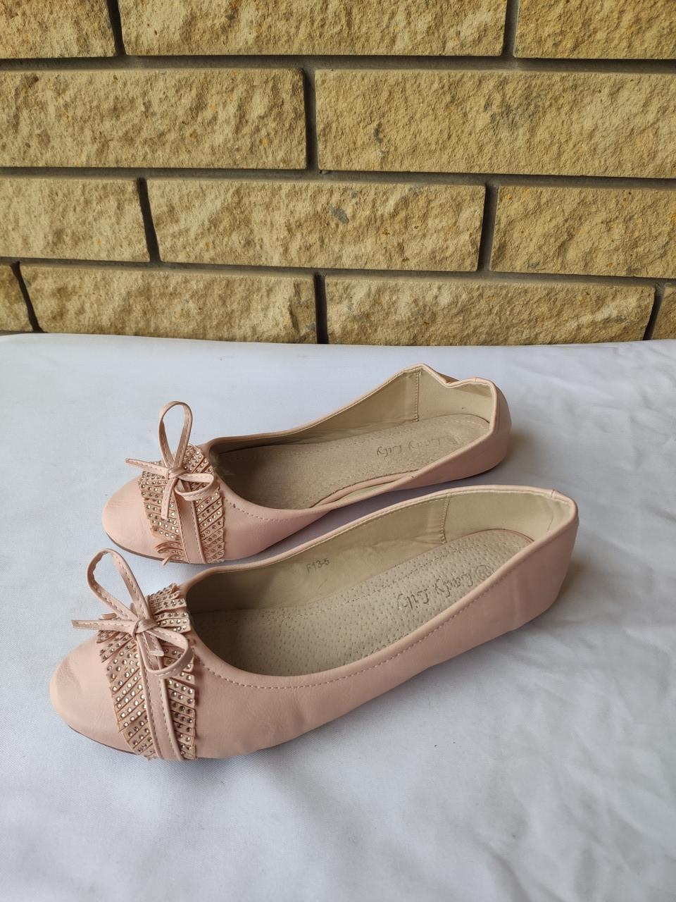 Туфли, балетки женские LADY LILY