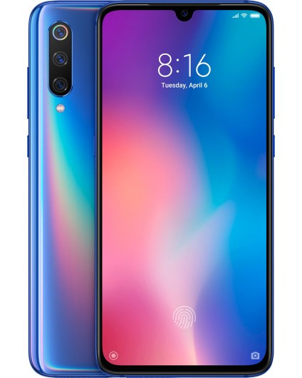 Смартфон Mi 9 6/128Gb  (Ocean Blue) Global Version