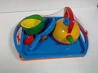 Дитяча іграшкова посуд Юна господарочка №5, фото 1