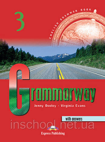 GRAMMARWAY 3 S'S (WITH ANSWERS) ISBN: 9781842163672, фото 2