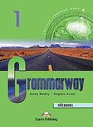 GRAMMARWAY 1 S'S (WITH ANSWERS) ISBN: 9781842163658